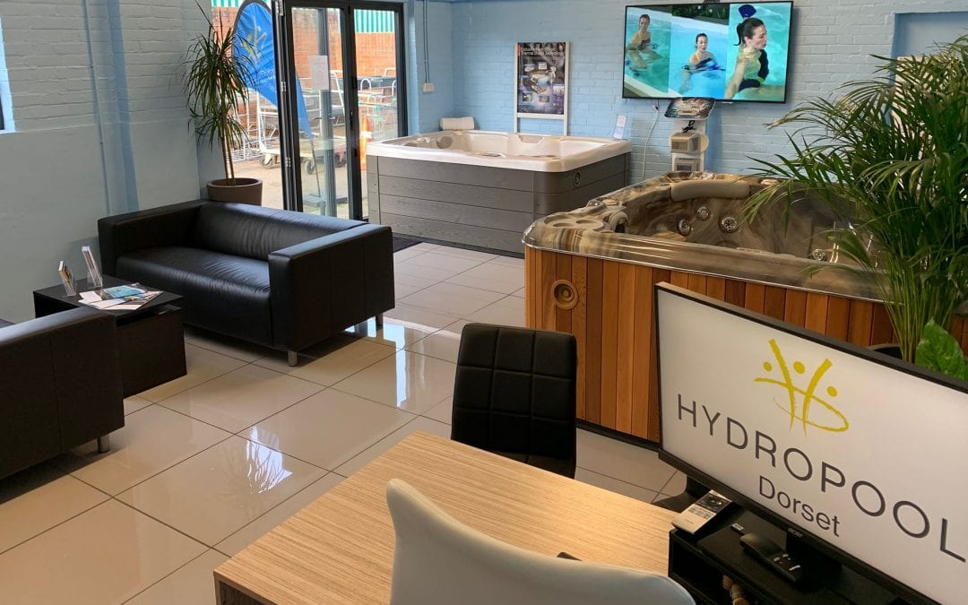 Hydropool Dorset Official Launch